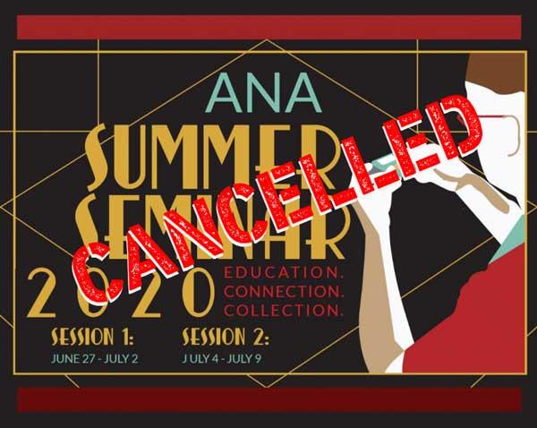 thumbnail image for American Numismatic Association Cancels 2020 Summer Seminar