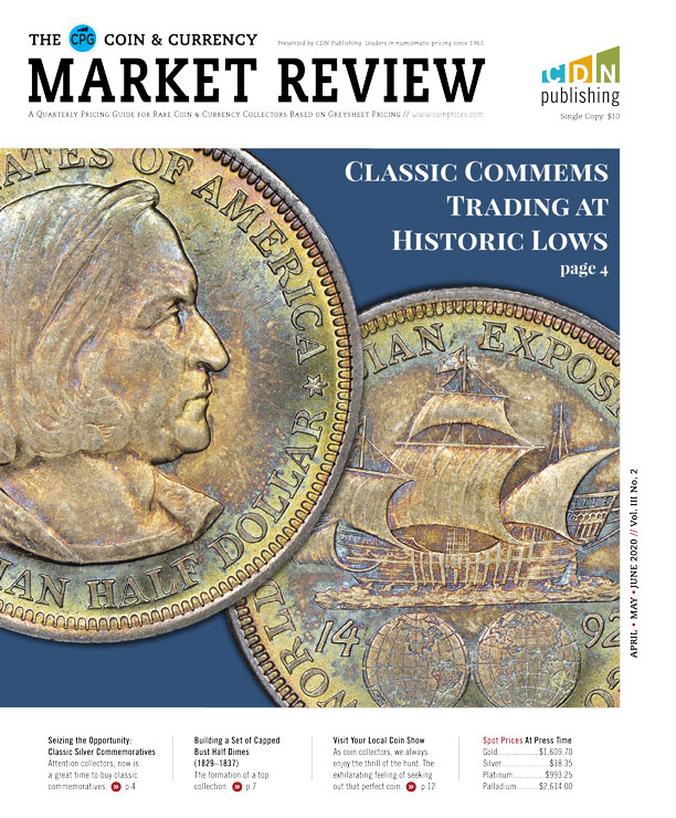 main image for SEIZING THE OPPORTUNITY: CLASSIC SILVER COMMEMORATIVES