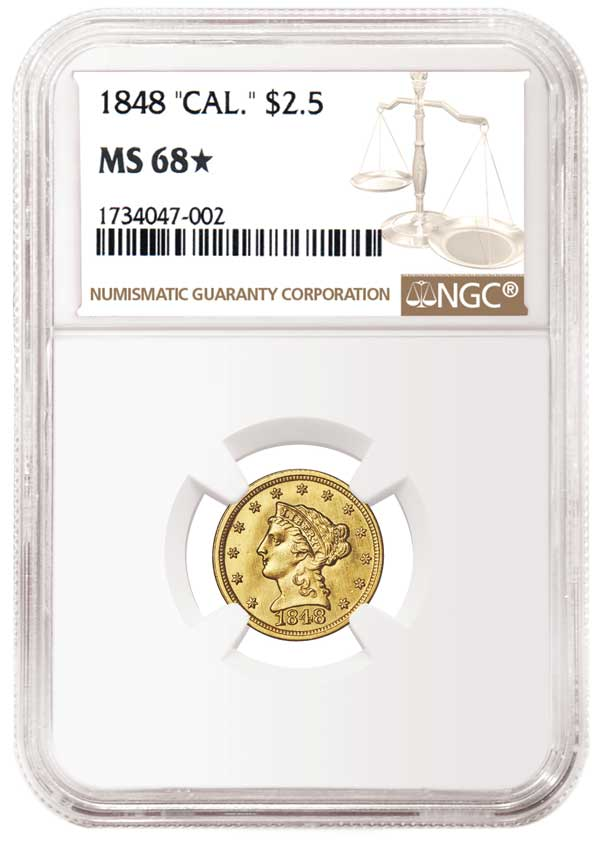 thumbnail image for NGC-certified Coins Top April Heritage Sales
