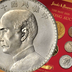 main image for Records Fall as Over $13,000,000 in Coins and Banknotes are Sold in Stacks Bowers and Ponterio's 10th Anniversary Hong Kong Auction