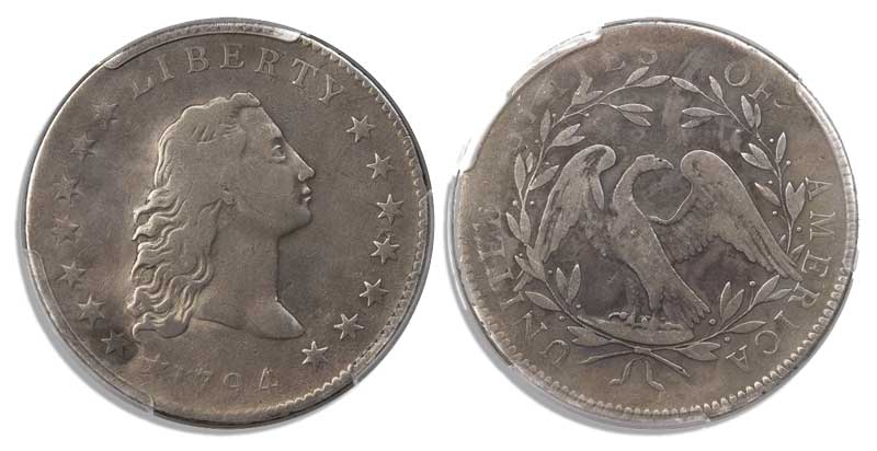 main image for America's First Silver Dollar In A Collector-Friendly Grade