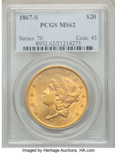 thumbnail image for Conditionally Rare Gold Coin Is One Of the Top 3% Of Survivors
