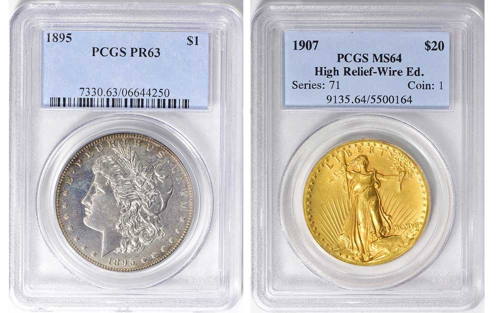 thumbnail image for Two Rare U.S. Coins to be Auctioned for Charity by GreatCollections
