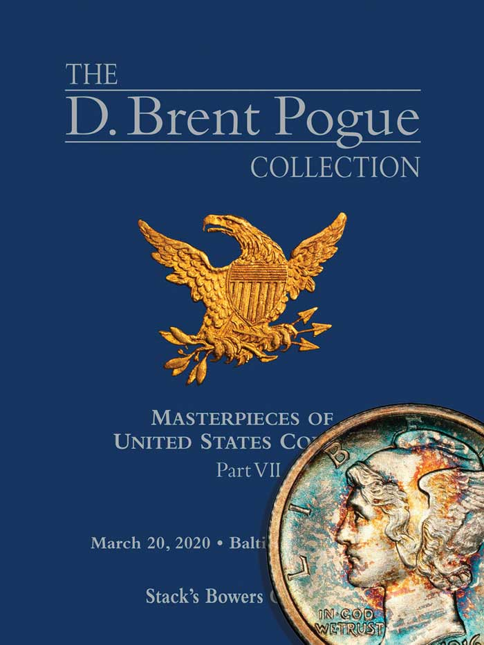 main image for Colorfully Toned Silver Coins Shine in Very Successful Pogue VII Auction