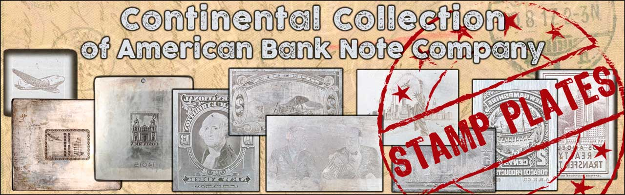 thumbnail image for DLRC Offers the Continental Collection of American Bank Note Company Plates