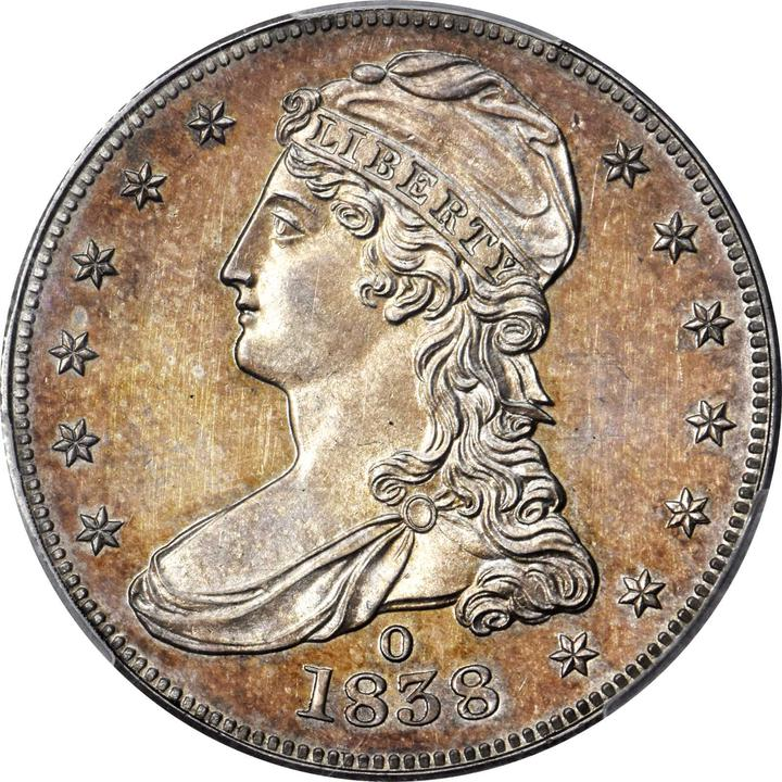 thumbnail image for Collecting Capped Bust Half Dollars