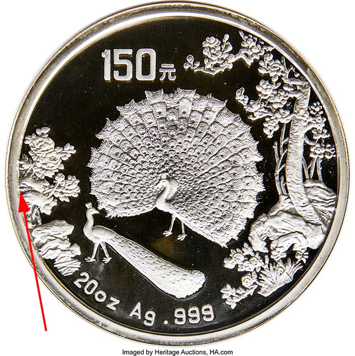 main image for Missing Gap at the Rim Makes Chinese Coin Worth $150,000 or More