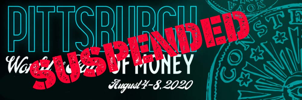 main image for 2020 ANA World's Fair of Money Has Been Suspended