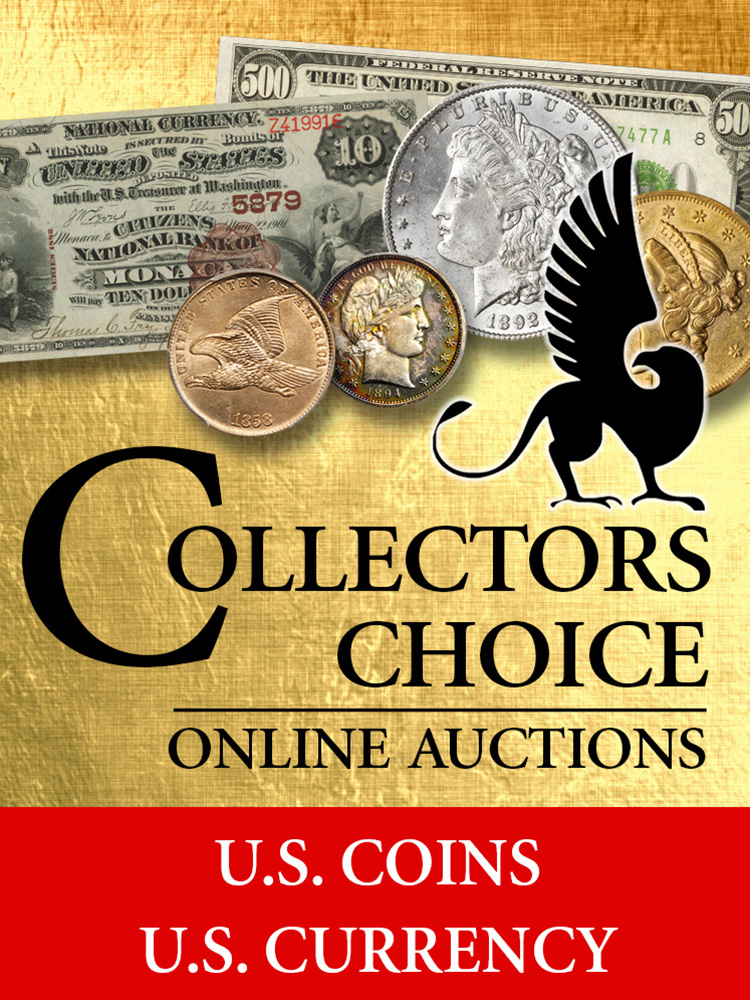 Stacks Bowers Online Auction - Collectors Choice U.S. Coins & Currency