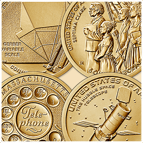 thumbnail image for United States Mint Announces 2020 American Innovation™ $1 Coin Program Designs