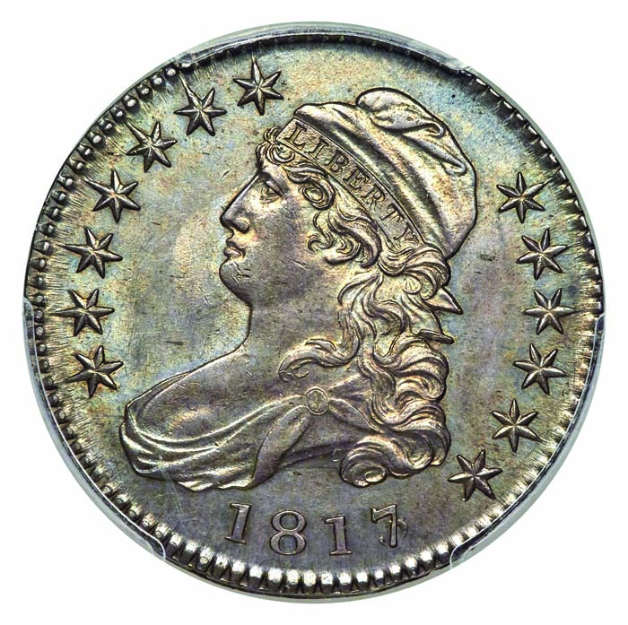 main image for Capped Bust Half Dollars, Part 1: Set Requirements