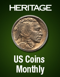 Event image for Heritage US Coins Monthly Auction - Classic Commemoratives