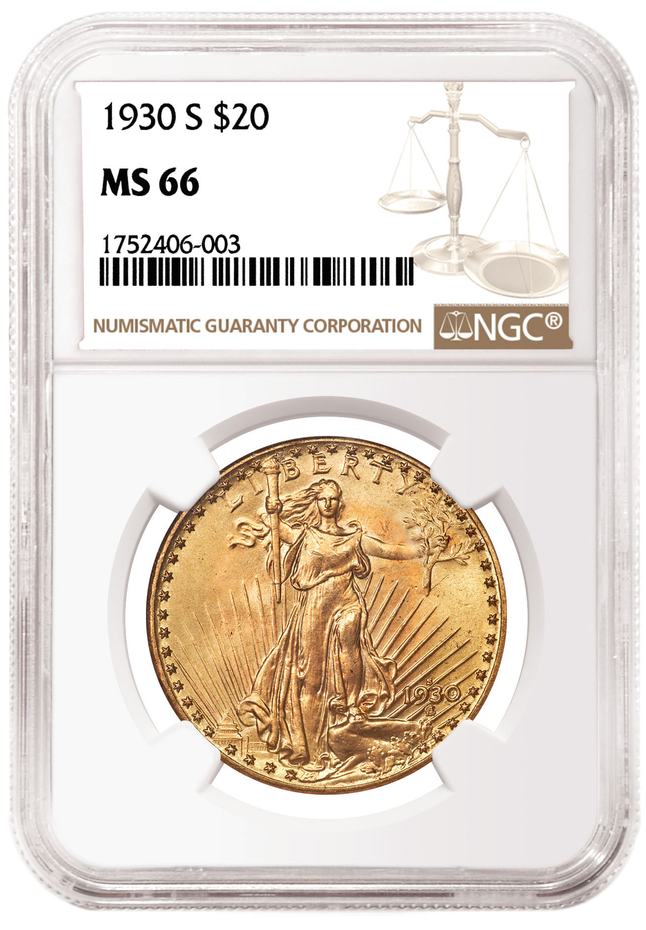 main image for NGC-graded Key Date Double Eagles Soar at Heritage Auction