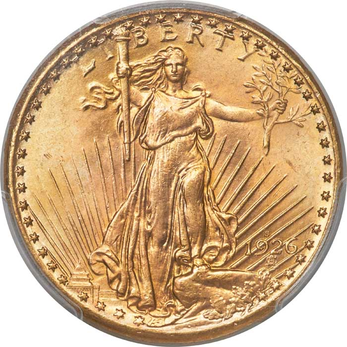 thumbnail image for Rare St. Gaudens $20 Escapes the Melting Pot, One of 0.0007% Known To Survive