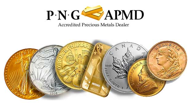 """main image for No Significant """"Panic Selling"""" of Gold, Reports Accredited Precious Metals Dealers"""