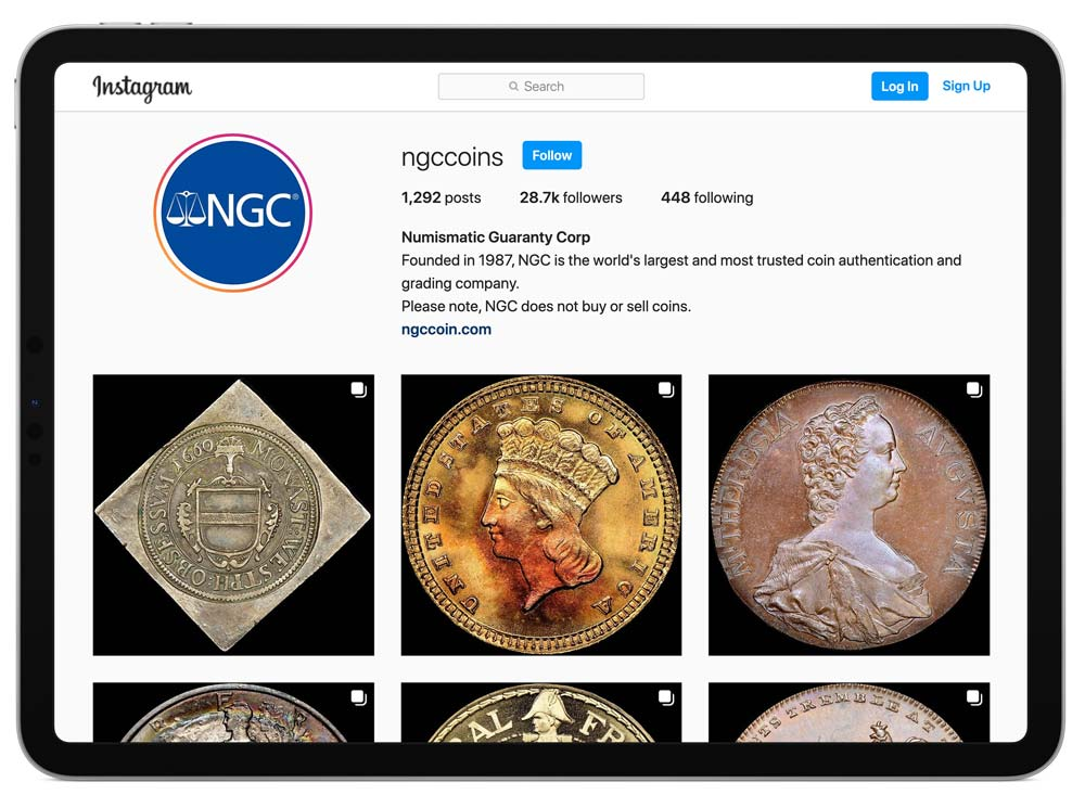thumbnail image for NGC Wins Awards for Best Coin Columns and Social Media