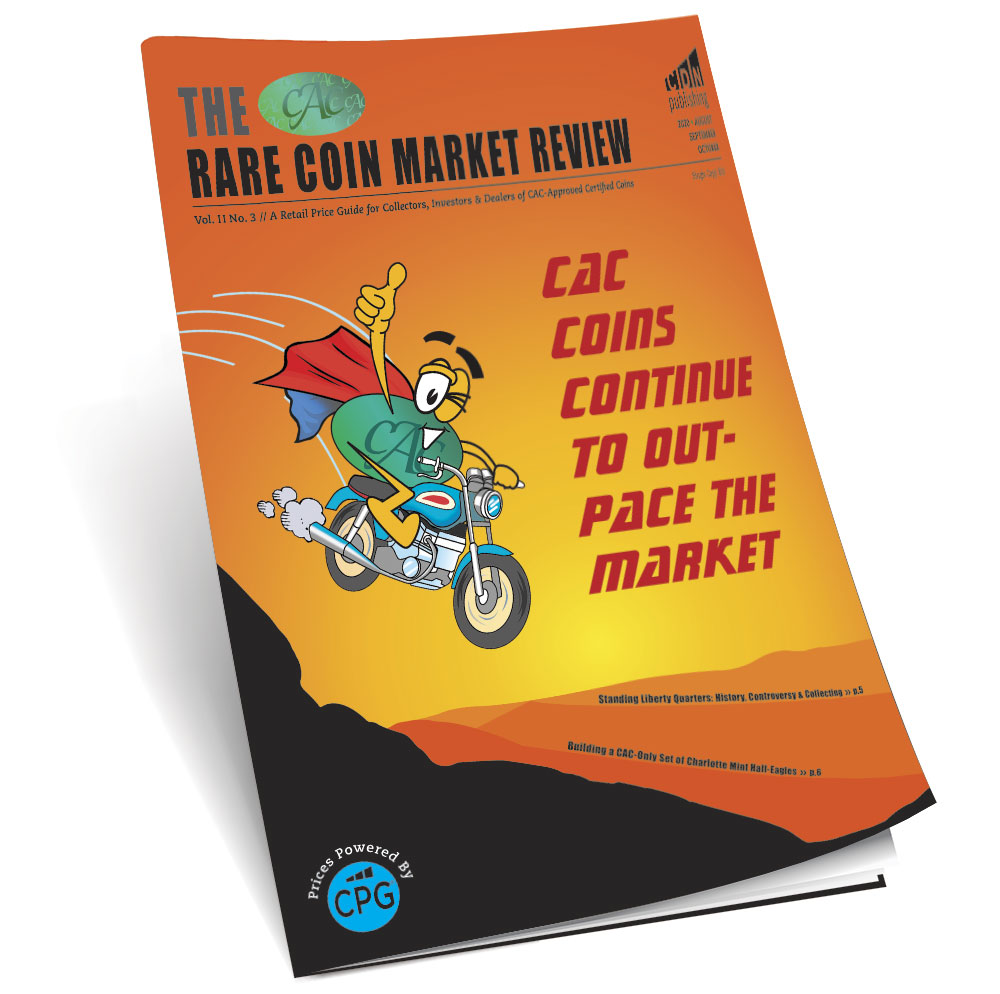 main image for Editor's Message (CAC Rare Coin Market Review: Aug-Sep-Oct 2020)