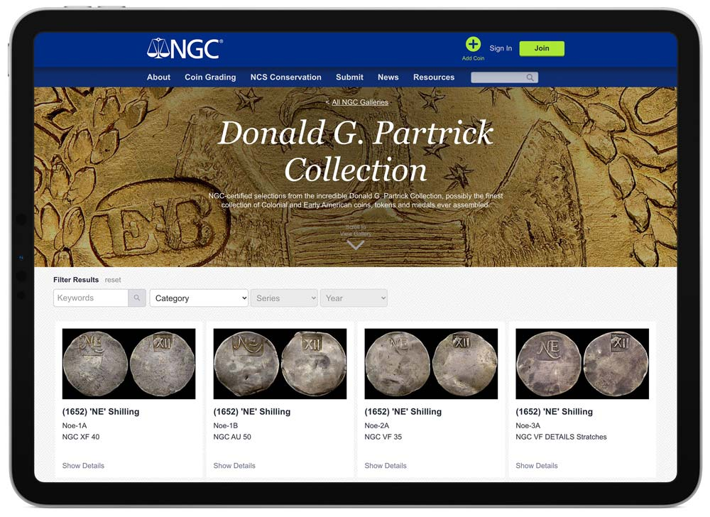 main image for NGC Releases Updated Image Gallery and Video for the Partrick Collection [Video]