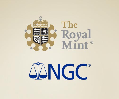 main image for The Royal Mint Partners with NGC to Offer Certified Coins