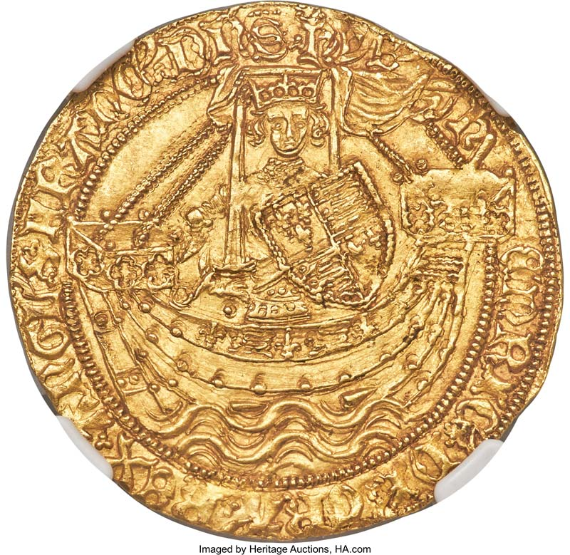 thumbnail image for Nearly 600-Year-Old Gold Coin From the King Who Reigned Twice
