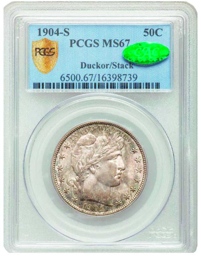 main image for A Historical Look at Barber Coinage and Why Now is the Time to Buy Gem Half Dollars