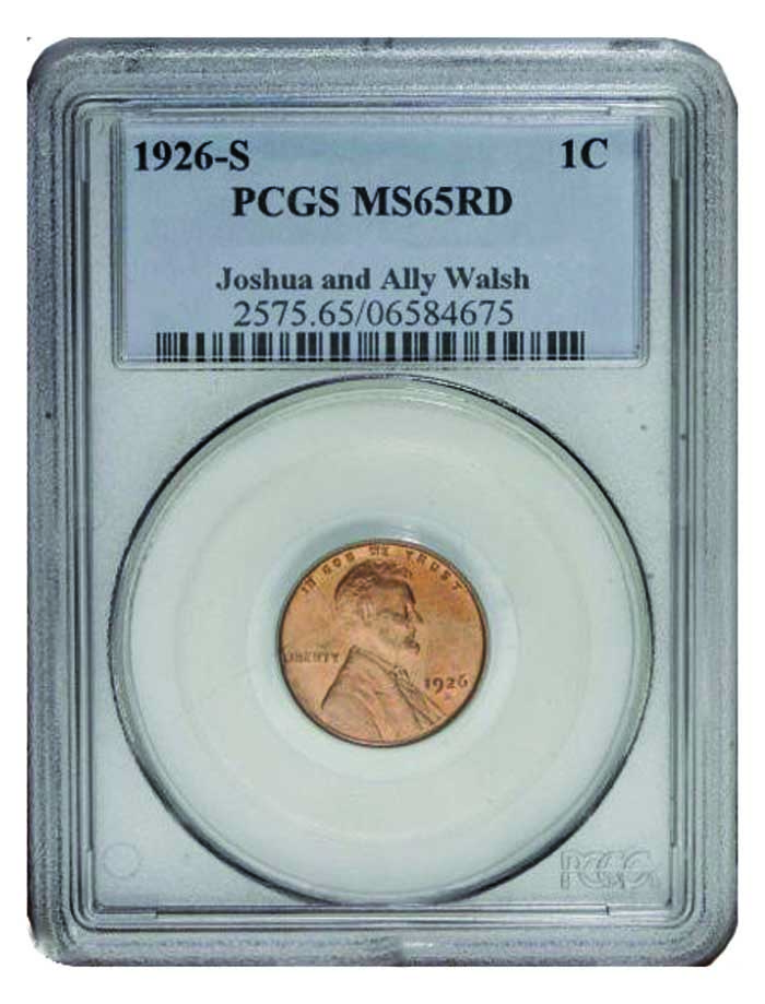 main image for Lincoln Cents: Looking Beyond the 1909-S V.D.B. to Find True Rarity