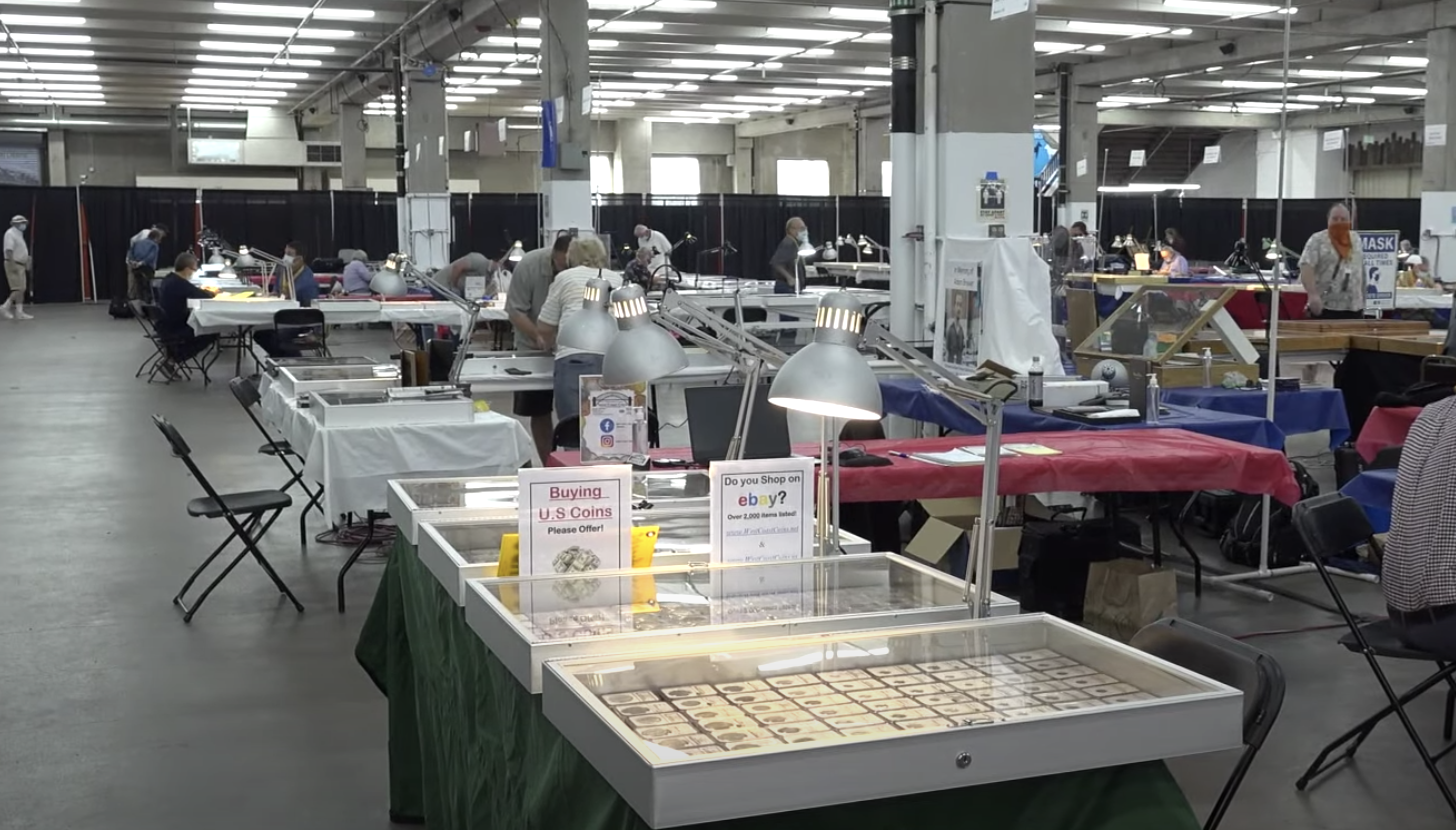 thumbnail image for David Lisot Visits the Denver Coin Show During COVID [Video]