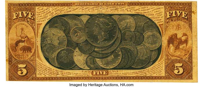 thumbnail image for A Banknote Worth Its Weight In Gold