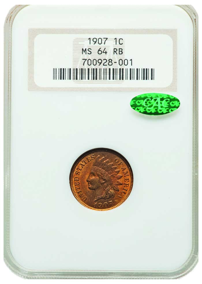 thumbnail image for CAC Coins For Less Than $150 Each, Part 1: Copper