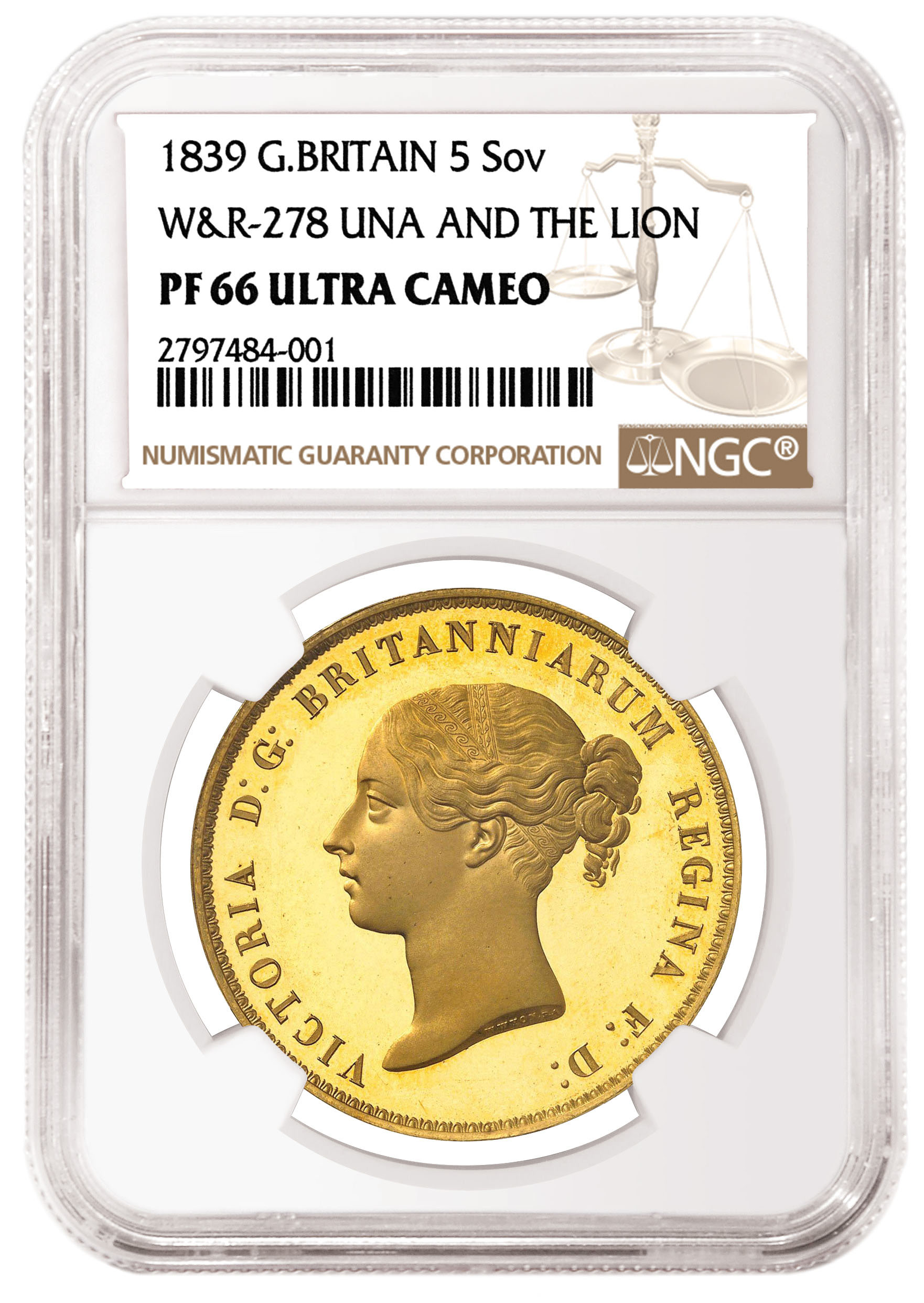main image for Two NGC-certified British Coins Each Realize Over $1 Million to Set a New World Record