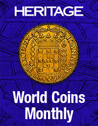 Heritage World Coins Further Selections from Cape Coral Collection