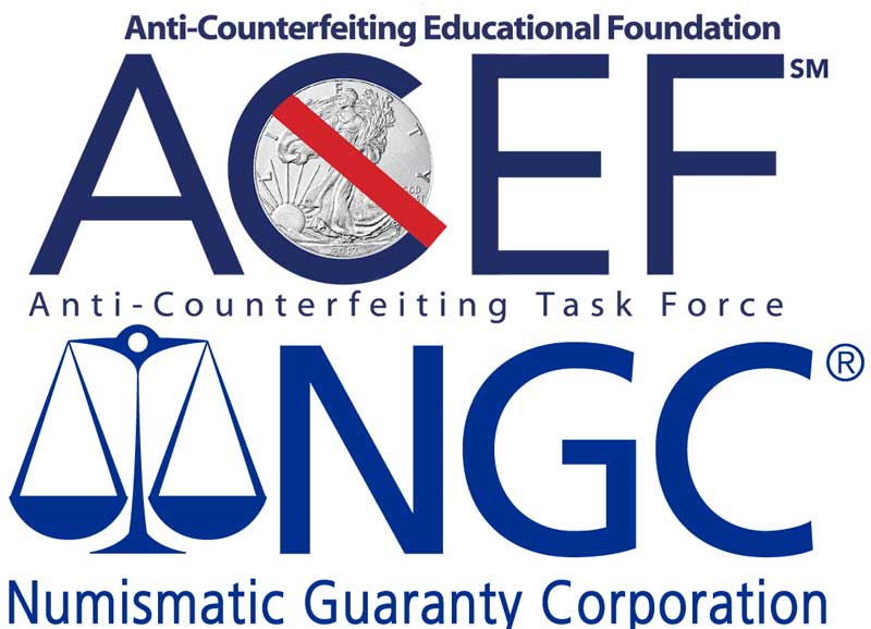 thumbnail image for NGC Experts Join Anti-Counterfeiting Educational Foundation Team to Fight Fakes