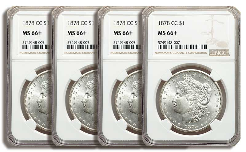 main image for Will Greysheet Consider Grading Coins Designated with Star (★)  or Plus (+) in the Future?