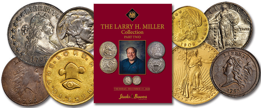 main image for Over $17.8 Million in U.S. Coins Sold in the Stacks Bowers Galleries December 2020 Showcase Auction