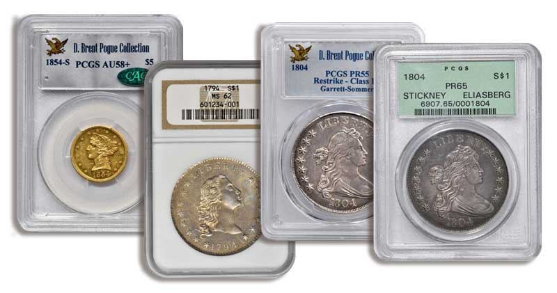 thumbnail image for Stacks Bowers Galleries Auctions 8 of Top 10 U.S. Coins in 2020