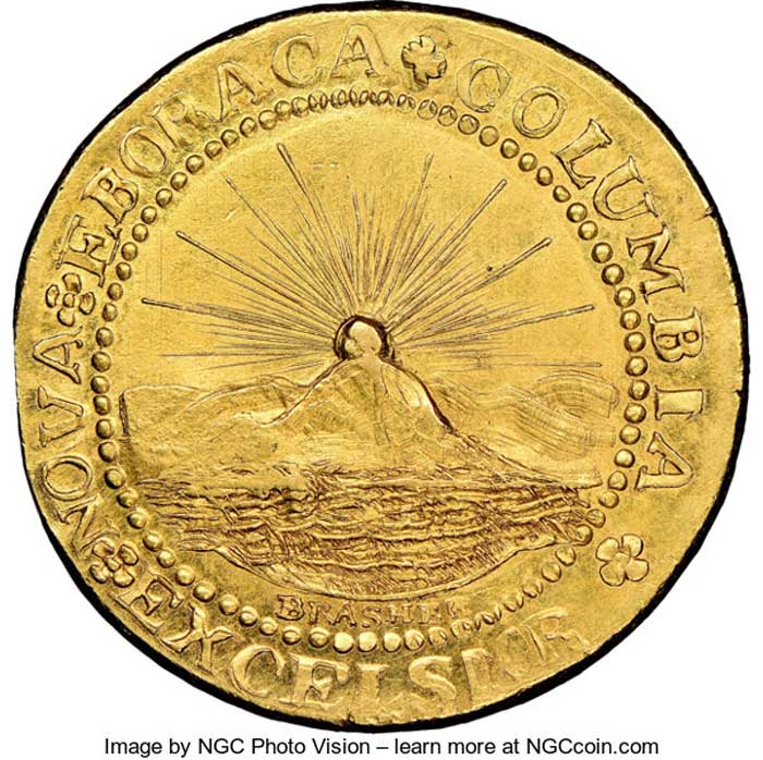 thumbnail image for Finest Brasher Doubloon, 1804 Plain 4 Eagle Poised to Make History at Heritage Auctions