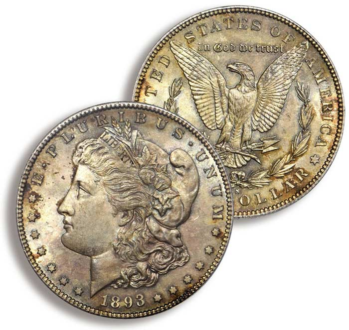 thumbnail image for Auction Review: Miller Time for Morgans -- Mid 6-Figure Prices Realized