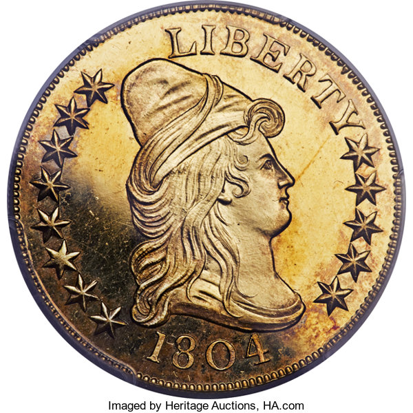 thumbnail image for Heritage Auctions World Record Numismatic Events Achieve $90.68 Million