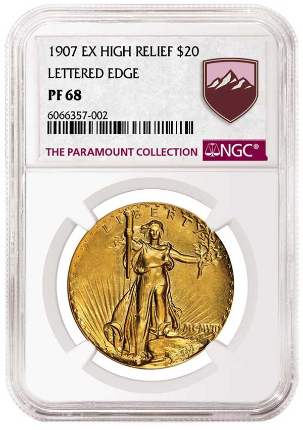 thumbnail image for NGC Certifies the Paramount Collection, and Extraordinary Culmination of Ambition and Acumen