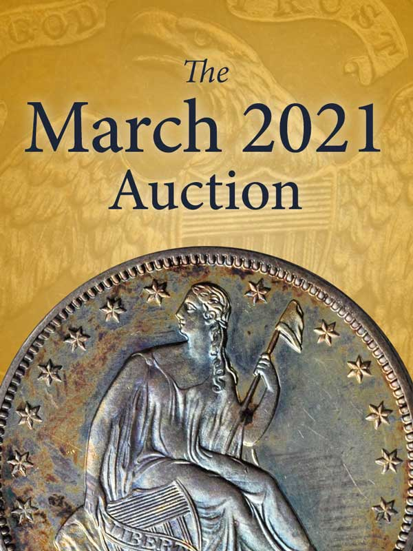 Stacks Bowers March 2021 Baltimore Auction