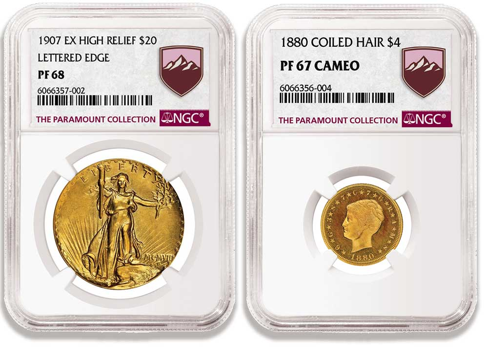 thumbnail image for Two NGC-certified US Vintage Coins from the Paramount Collection Will Each Top $1 Million in Upcoming Heritage Sale