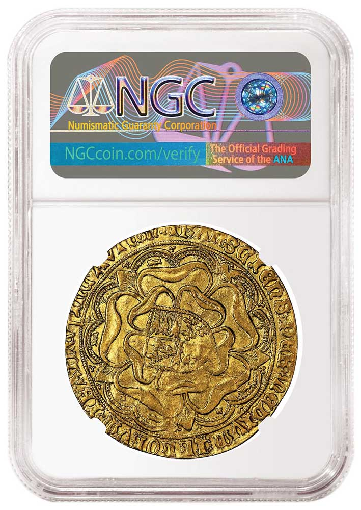 Reverse side of the coin