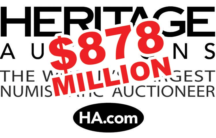 thumbnail image for Heritage Auctions Records More Than $873 Million in Total 2020 Sales