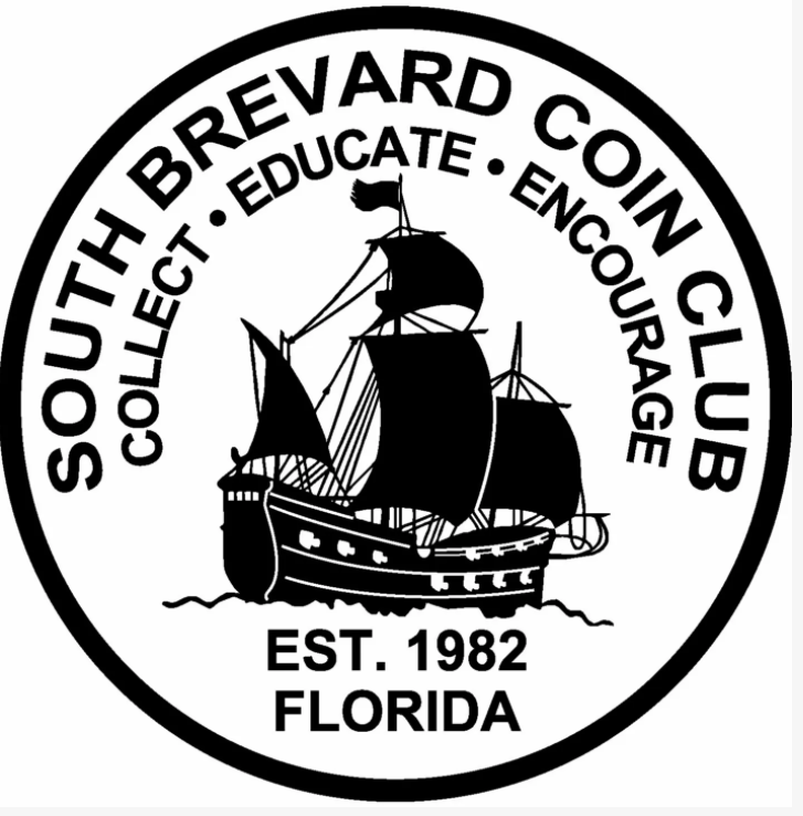 Event image for The South Brevard Coin Club Sponsored Coin Show