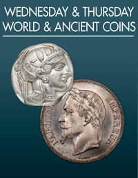 Heritage World & Ancient Coins Weekly Auction