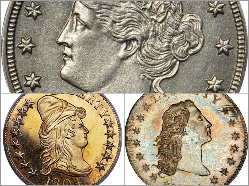 thumbnail image for Top Ten Auction Records for U.S. and Early American Coins & Patterns