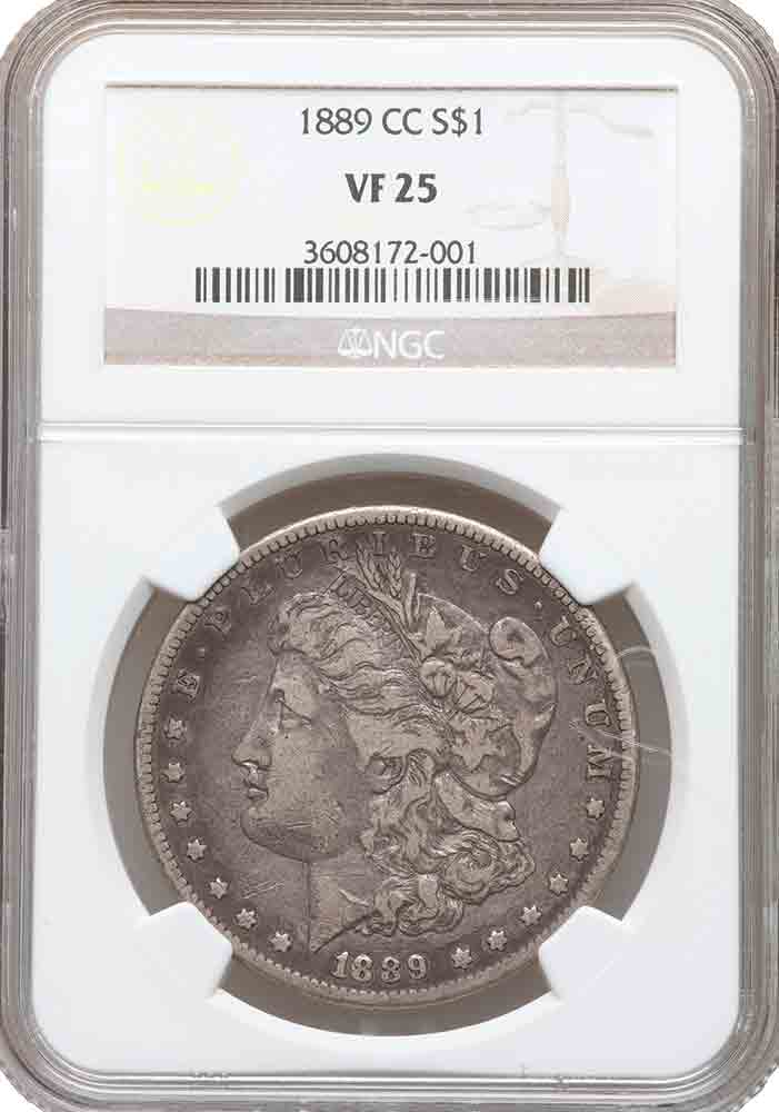 thumbnail image for It Is Easy To Collect Very Fine Grade Morgan Dollars