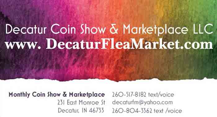 Decatur Coin Show & Marketplace LLC