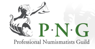 The PNG is a nonprofit organization composed of many of the country's top rare coin and paper money dealers.