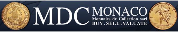 thumbnail image for MDC 7th Auction Preview: Rare Coins & Medals Monaco place du Casino salon Bellevue: June 12, 2021